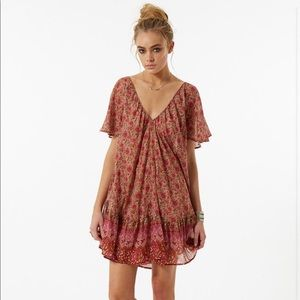 Spell and the gypsy kombi flutter dress
